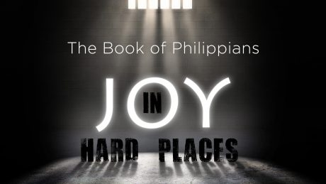 Cover Art for The Book of Philipeans: Joy in Hard Places