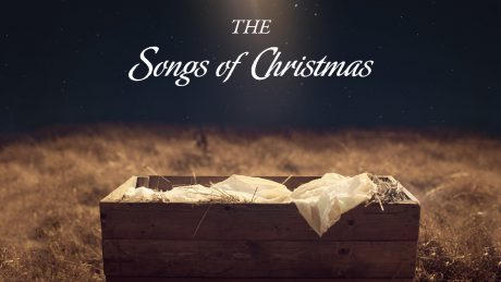 Cover Art for Songs of Christmas