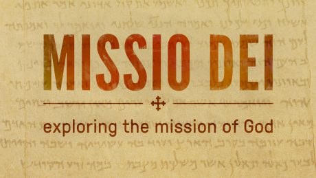 Cover Art for Missio Dei (Mission of God)
