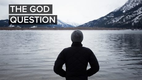 Cover Art for The God Question