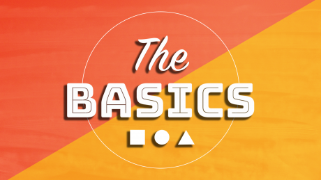 Cover Art for The Basics