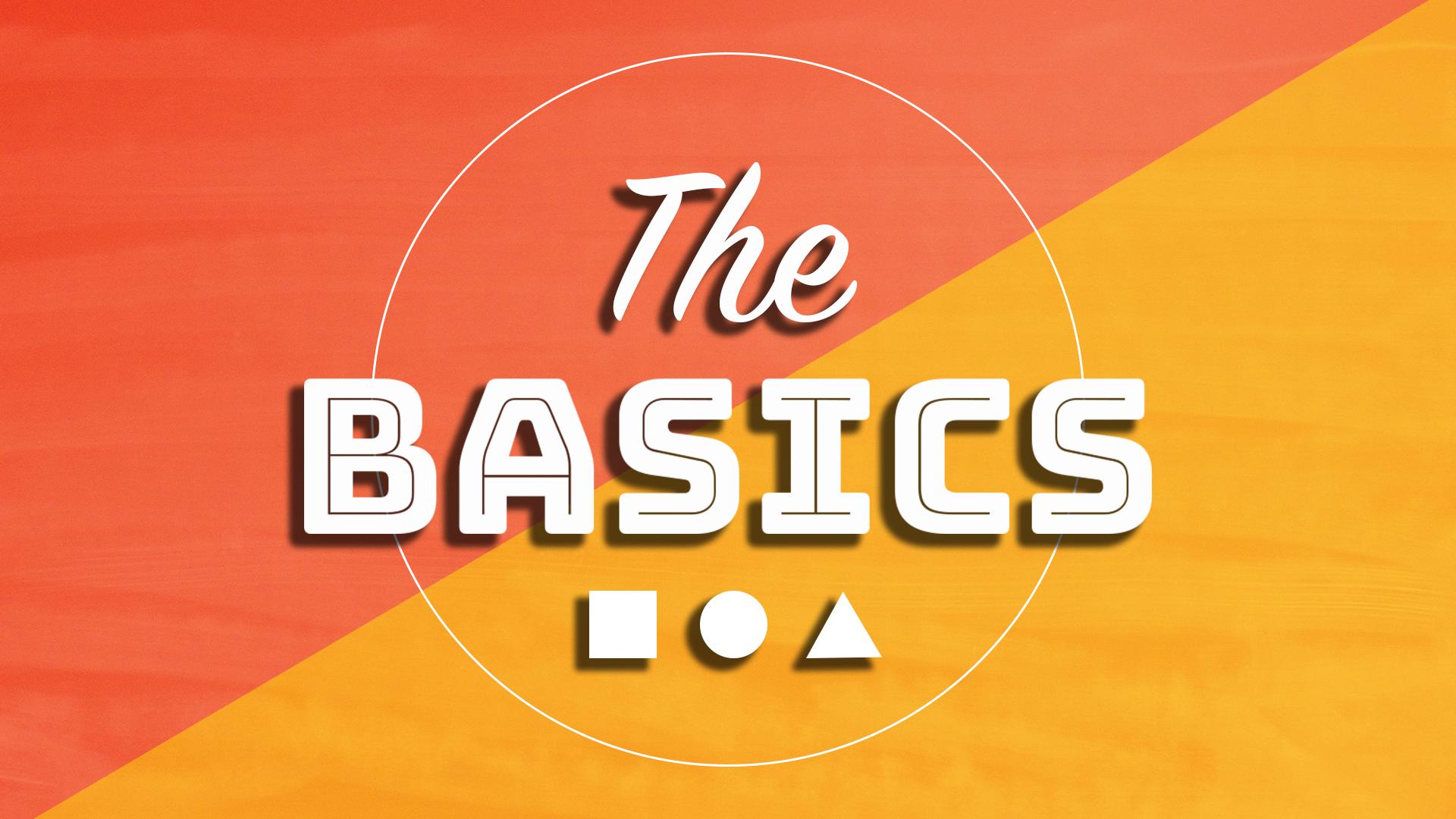 Cover Art for The Basics