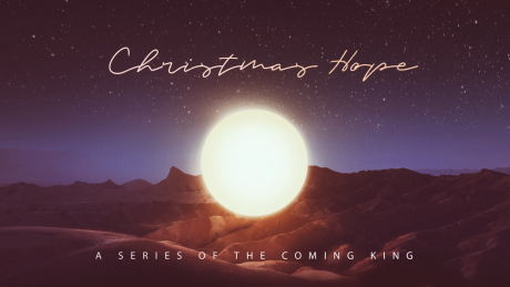 Cover Art for Christmas Hope