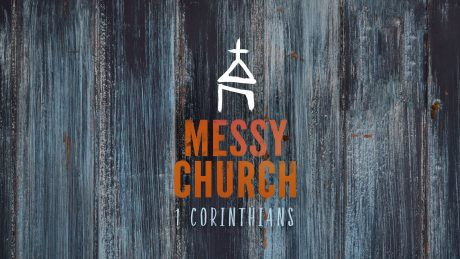Cover Art for Messy Church