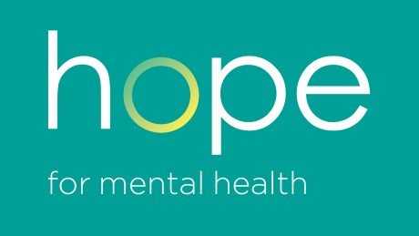 Cover Art for Hope for Mental Health