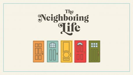 Cover Art for The Neighboring Life
