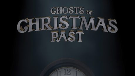 Cover Art for Ghost of Christmas Past