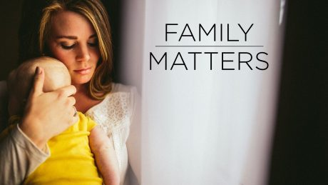 Cover Art for Family Matters