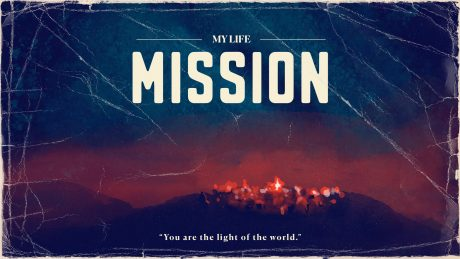 Cover Art for My Life Mission
