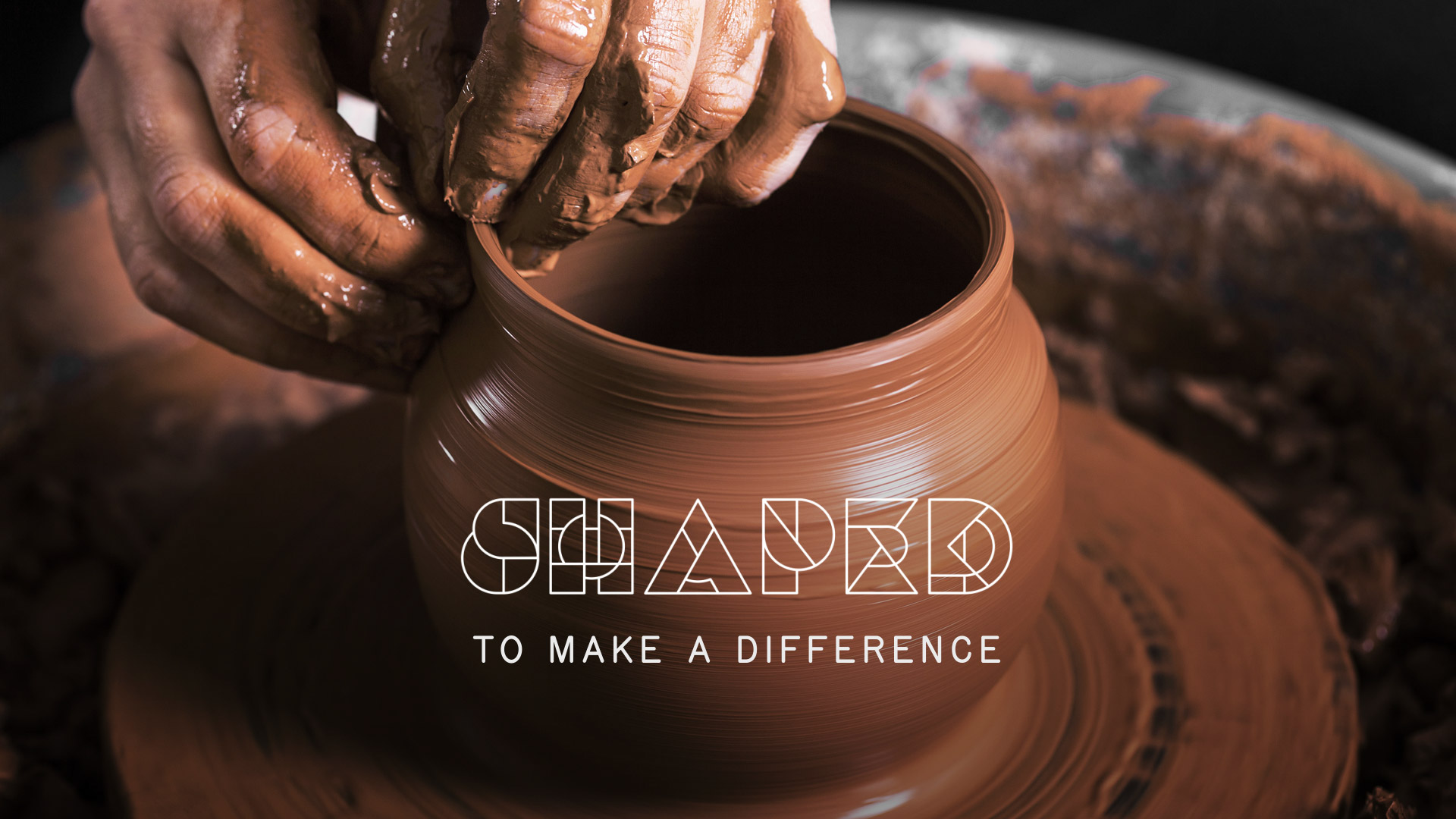 Cover Art for SHAPED to Make a Difference